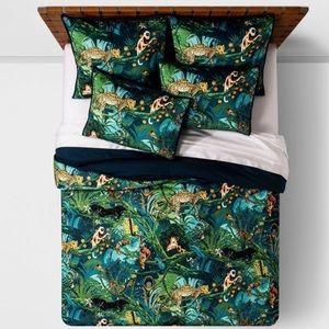 Opalhouse Jungle Velvet Full/Queen Comforter